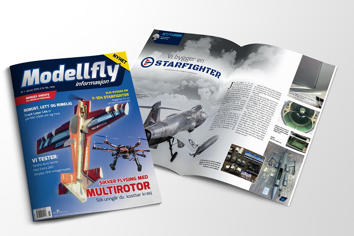 Kudos media design NLF magasin