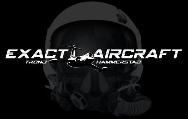 Kudos media Exact Aircraft logo