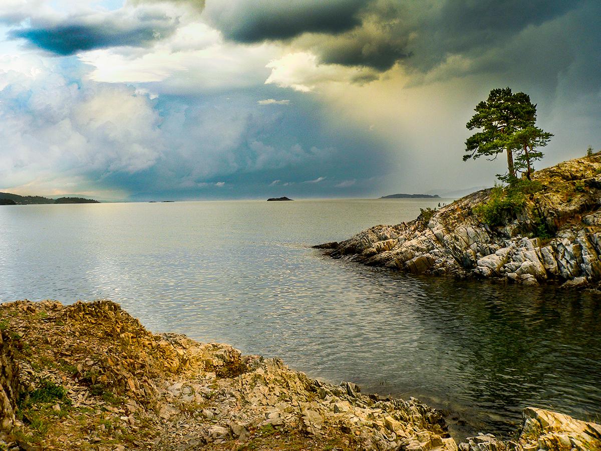 Oslofjorden Gråøya