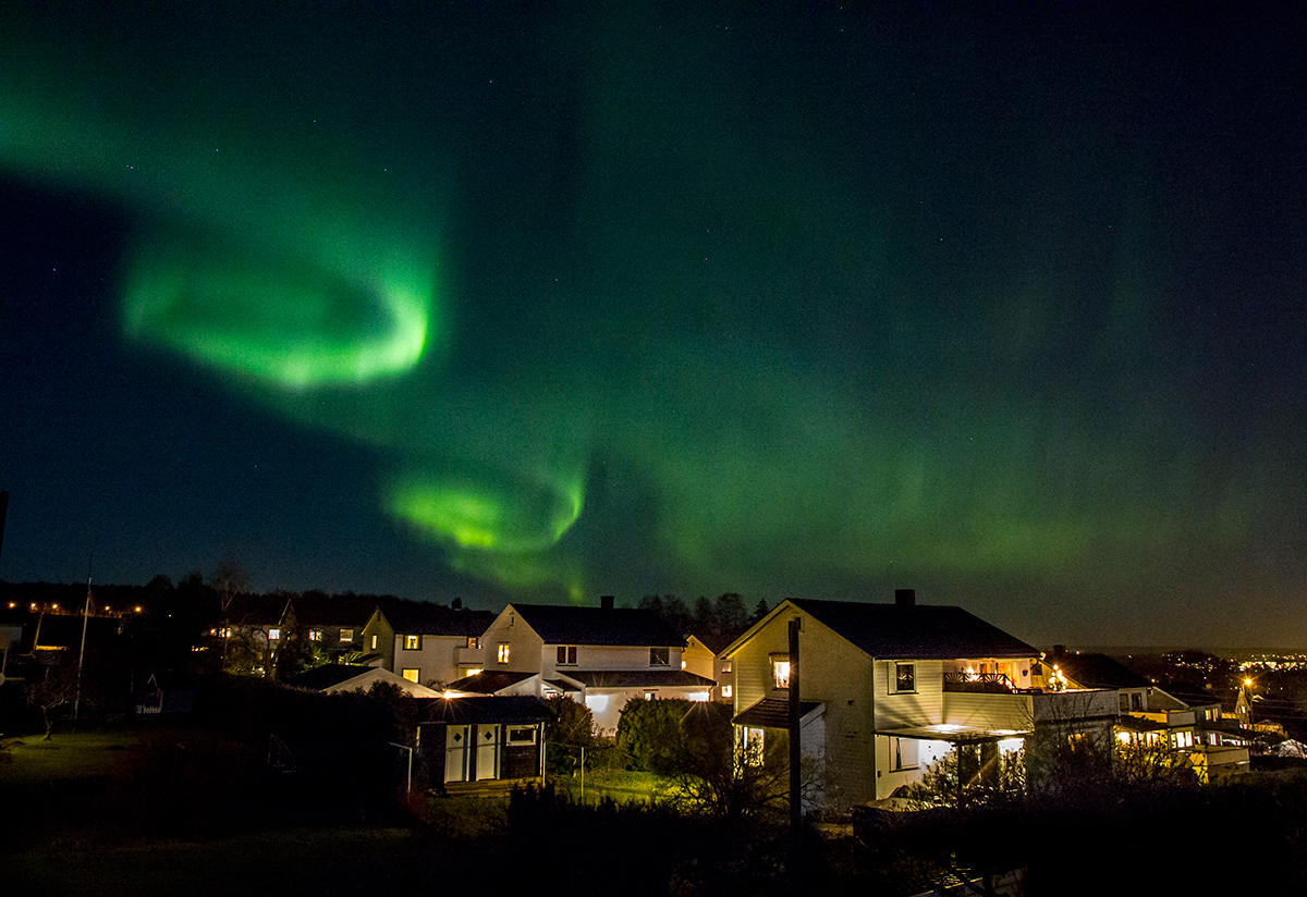 Aurora Borealis av Torkild Iversen KUDOS media