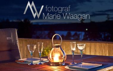 Logo av Kudos media for Marie Waagan