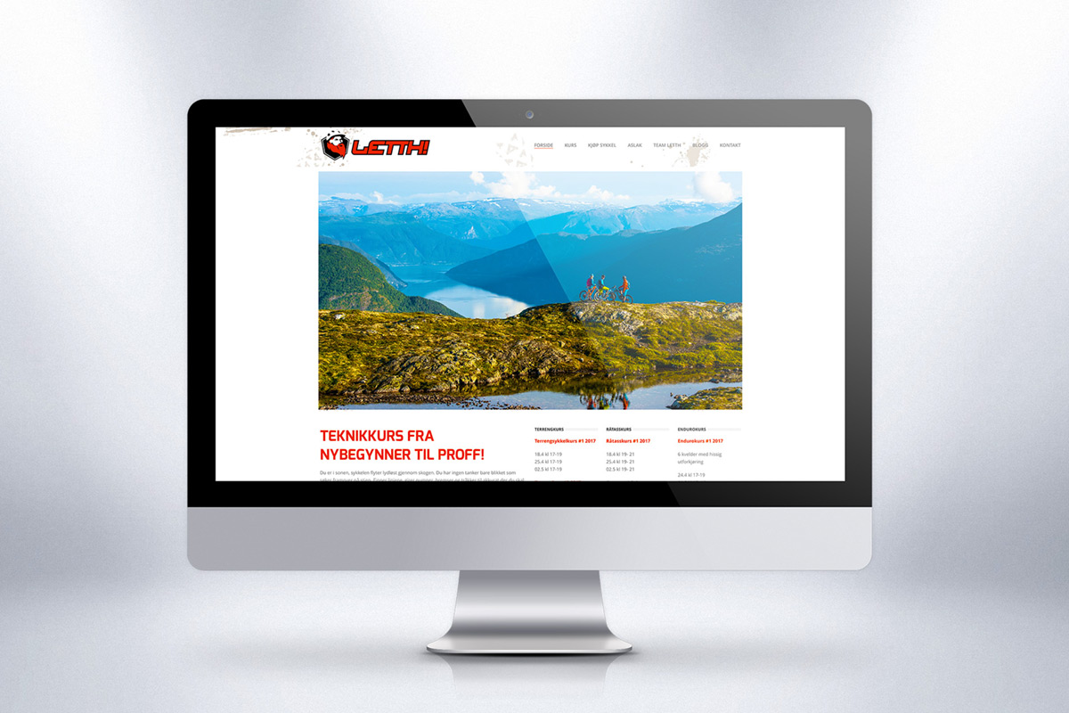 Webdesign Kudos Media for Letth